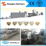 Soybean Protein Food Processing Line/Machines which has Passed CE Certification