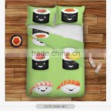 new style brand bed cover bedding set with lowest prices                                                                                                         Supplier's Choice
