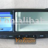 Car Rearview Mirror / 4.3'' TFT Color LCD Screen Car Rearview Mirror Monitor Bluetooth