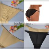 2015 hot sale brazilian secre girl high quality Sexy low-waistline polyester one piece Suits Hip & Buttock Push Up panties