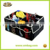 Multipurpose organizer trunk tool bag , Collapsible Car Trunk Organizer, Foldable Storage Container