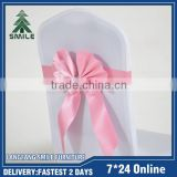 hot sale cheap spandex chair cover weddding chair tie backs