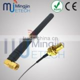Wireless Transceiver RF Module 433MHz Elbow Rod Antenna, 433MHz Rubber antenna