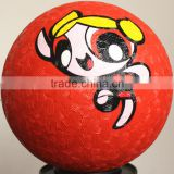 Factory manufacture 5inch playground ball