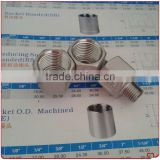 "Adaptors M&F 316 Stainless Steel 1/2""x1/4"" BSP"