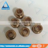 tungsten copper alloy arcing contacts/arc runners/copper tungsten contacts rivets