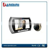 Door viewer digital peephole Camera, video door bell, door eye hole camera