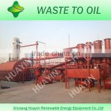Yellow Liquid Diesel Waste Engine Oil Refinery Line Hot Selling In Europe Poland/Romania