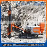 LGX-ZD 345 down the hole top hammer mining drill rig