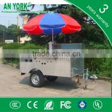 HD-21 electric tricycle hot dog cart petrol tricycle hot dog cart used hot dog cart                                                                         Quality Choice