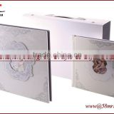 2013 New Digital Wedding Photo Album Cover,Baking Finish Crystal Acrylic Album Cover Design