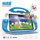 I9 China 7 inch HD screen computer toys for kids, Min kids learning computer ,Multifunction study computer