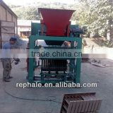 Good quality and light weight non burned brick machine