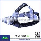 2016 New Arrival XML 2000 LM 3 Mode Rechargeable LED Headlamp