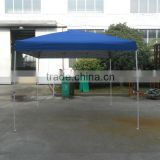 Outdoor use water resistant folding gazebo, water proof gazebo, metal sturdy with seam tape