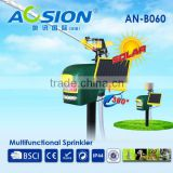 Aosion high efficiency solar motion activated sprinkler animal(dogs,cats,foxes,etc) repeller