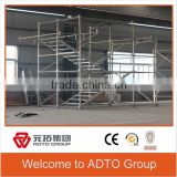 US Type of Ringlock Scaffolding System with Multidirectional Layher Style