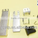 Bijou Precision Data Fiber Optic Transceiver Optical Fiber Price Zinc Alloy Die Casting Product .