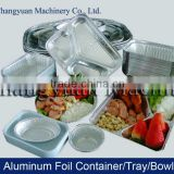 Aluminum Foil Containe Making Machine
