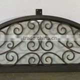 Simple iron window grills/ Cheap house windows for sale iron window grill design Manufacturer