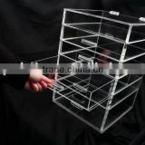 Design Crazy Selling crystal acrylic bead organizer tray