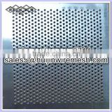 factory round hole perforated metal/decorative perforated mesh(best price)