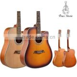 41 inch High Quality Spruce Gitar Wholesale