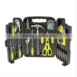 Plastic Box 149pcs Hand Tool Sets Contains Screwdrivers and Phillips as Household tool set