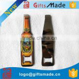 customized decorative cheap chain budweiser beer bottle opener