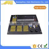 High Quadlity DMX 512 Stage Light Controller 1990 Standard 240 Channels LCD Display Cross Time 0.1s-25.5s