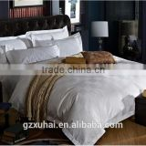 hotel textile supplies wholesale white cotton hotel bed linen quilt cover and bedding set