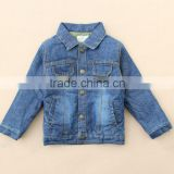 Denim jacket for 2-7 years boy