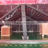 alibaba express innovative product p16 programmable high birghtness waterproof outdoor led double side scrolling banner