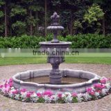 marble sculpture water fountain