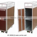 Service Cart Storage Trolley Beverage Cart Food Trolley for Aviation, Wineshop, Hospital, Family