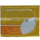 White Collagen Mask Sheet For Breast Care