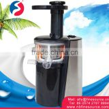 Kitchen Appliances Slow Commercial Nutritional Fruit Juicer Extractor