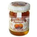 Apricot In Syrup Preserved Fruit Jam