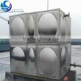 stainless steel bolted water storage tanks with ISO9001 certificate