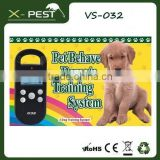 Visson wholesale high quanlity VS-032 electronic remote dog shock training collar