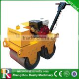 Ride on type CE approved high efficiency road roller hydraulic pump