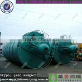 Wastewater treatment anaerobic fluidized bed reactor