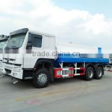 Right Hand HOWO 6x4 Water Tanker Truck Price