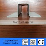 metal furring connector c and u steel channel for window and wall partition