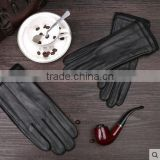 hot selling Men's PU waterproof leather gloves