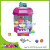High quality plastic battery operated coin exchange machine toy