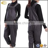Ecoach Wholesale OEMWomen's Maternity Comfortable Cotton Bib Pants Overall Stylish Jumpsuit