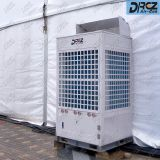 integrated HVAC 24ton central air conditioning unit for large commercial events exhibition wedding tent hall