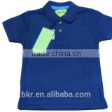 BOYS BASIC POLO T-SHIRT