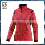 new styles girl's red cycling jacket
